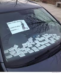 Want To Play A Game Meme - hello traffic warden i want to play a game weknowmemes
