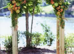 wedding arbors wedding arbor enchantinglyemily