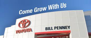 toyota company career opportunities bill penney toyota huntsville al serving