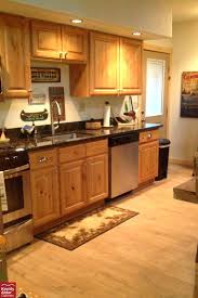 finished or unfinished kitchen cabinets wood stain lighter stained