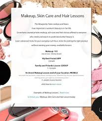 Makeup And Hair Classes 15 Best Group Makeup Lesson Images On Pinterest Makeup Lessons