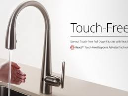 faucet moen chrome kitchen faucet single lever kitchen faucet