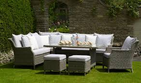 bramblecrest garden furniture oakridge modular sofa with