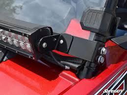 Mounting Brackets For Led Light Bar Polaris Rzr 30