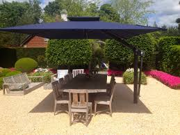 5 Ft Patio Umbrella Exterior Cool Navy 5 Ft Patio Umbrella With Pavers And