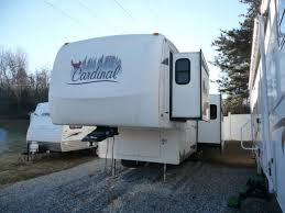 Blue Ridge And Cardinal Fifth Wheels By Forest River For 2006 Forest River Cardinal 362bhle Fifth Wheel Bedford Va
