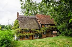 english cottage house cottage house village old house in egland stock photo picture and