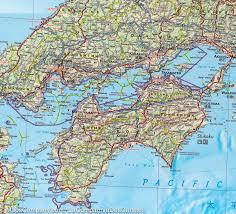 Map Japan Map Of Japan National Geographic U2013 Mapscompany