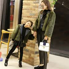 aliexpress com buy mother daughter clothes winter coat for girls