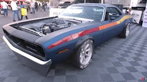 Dodge Challenger Drift Car - rod garage project fishtail 1972 drift cuda epic speed