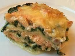 cuisiner des epinards frais lasagnes aux 2 saumons épinards frais et comté par jdidierk une