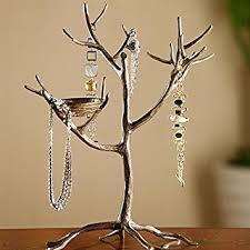 jewelry tree with nest home kitchen
