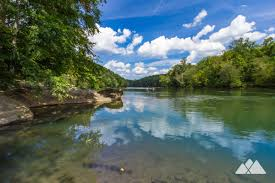 In N Out Near Six Flags Chattahoochee River Near Atlanta Our Top 10 Favorite Hiking Trails