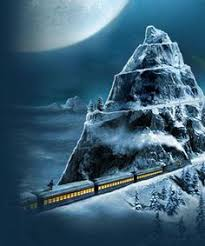 the polar express movie poster image i like that pinterest