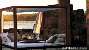 Backyard Canopy Ideas by Outdoor Bed Canopy Wondrous Ideas Romantic Outdoor Canopy Beds 02