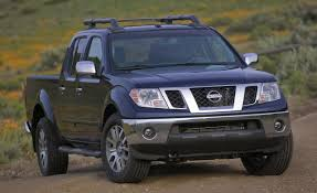 nissan navara 2009 2009 nissan frontier car news news car and driver