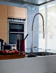 axor citterio kitchen faucet hansgrohe 39840 axor citterio semi pro kitchen faucet 39840001
