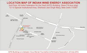 Global Wind Map Wind Energy Indian Wind Energy Association