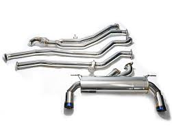 bmf23 ds11c armytrix stainless steel valvetronic catback exhaust