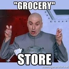 grocery store dr evil meme meme generator