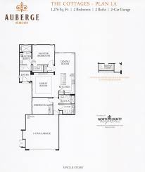floor plans for cottages auberge at del sur the cottages floor plans new homes