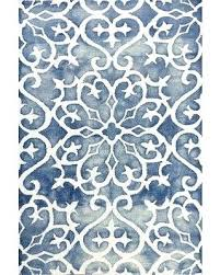 Blue Area Rugs Blue And White Area Rugs Ezpass Club