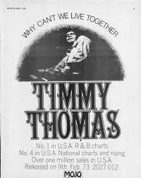 pick u0027n u0027 mixed timmy thomas why can u0027t we live together 1973