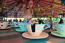 themes in magic kingdom spinning rides at magic kingdom here we go round in circles