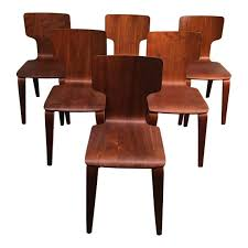 Bentwood Dining Chair West Elm Stackable Bentwood Dining Chairs Set Of Six Design