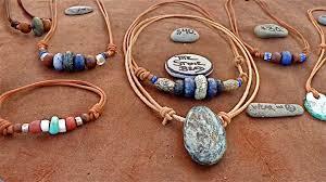 necklace stone beads images Marcus scott the stone bead ashland oregon localsguide jpg