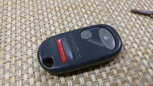 honda accord keyless entry how to replace keyless entry key fob battery honda civic accord cr