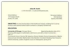 resume exles objectives career objectives resume exles