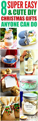 8 easy and diy presents that ll save you