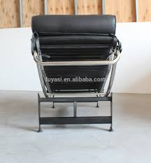 leisure cowhide classic chair with metal base buy modern leisure