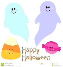 cute halloween graphics collection royalty free stock photo