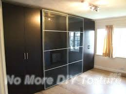 Ikea Sliding Doors Closet Ikea Pax Wardrobe Mirror Doors Wardrobe With Sliding Doors
