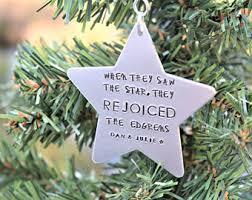 christian ornaments etsy