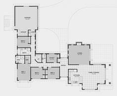 image result for l shaped house plans cottages pinterest house