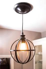 Progress Lighting Pendant Home Depot Lighting Pendants 1 Light Satin Nickel Track Pendant