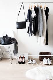 Clothing Storage by Open Closet Ideas For Small Spaces