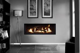 furniture modern floor lamp with gas fireplace