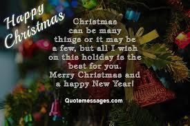 best merry wishes and card messages quote
