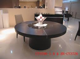 emejing round dining room tables seats 8 contemporary