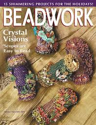diy beaded ornaments how to interweave