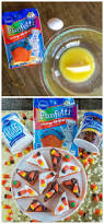 easy candy corn cookie bars back for seconds