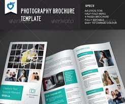 25 photography studio brochure templates