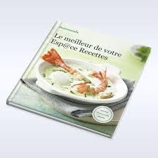 livre cuisine original livre le meilleur de votre espace recettes