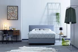 Schlafzimmer Mit Boxspringbetten Schlafkultur Und Schlafkomfort Schramm Origins