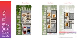 floor plans mega villas akoya oxygen by damac properties