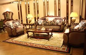 Wooden Sofa Set Designs For Drawing Room Living Room Furniture Classic Style Gorgeous Elegant Ideas With